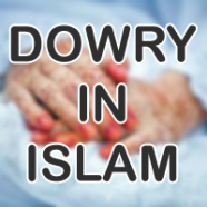 Is Dowry permitted in Muslim marriages?